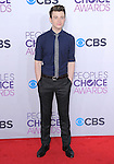 Chris Colfer at The 2013 People's Choice Awards held at Nokia Live in Los Angeles, California on January 09,2013                                                                   Copyright 2013 Hollywood Press Agency