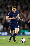 Jan Vertonghen of Tottenham during the premier league match at the Amex Stadium, London. Picture date 17th April 2018. Picture credit should read: David Klein/Sportimage