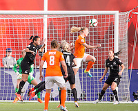 New Zealand vs Netherlands, June 6, 2015