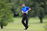 Joshua Hill (Galgorm Castle) during the final round of the Connacht Boys Amateur Championship, Oughterard Golf Club, Oughterard, Co. Galway, Ireland. 05/07/2019<br /> Picture: Golffile | Fran Caffrey<br /> <br /> <br /> All photo usage must carry mandatory copyright credit (© Golffile | Fran Caffrey)