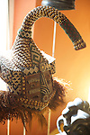 African Mask, Kura Hulunda Museum
