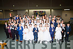 Pupils from Lissivigeen NS Killarney at their  First Holy Communion in the Church of the Ressurection Killarney on Saturday