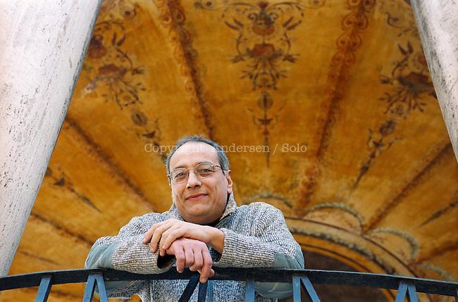 Claudio Piersanti, Italian writer.