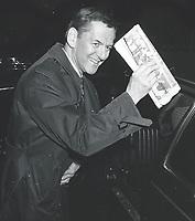 CelebrityArchaeology.com<br /> New York City<br /> 1981 FILE PHOTO<br /> Tony Randall<br /> Photo By John Barrett-PHOTOlink.net / MediaPunch<br /> ----- / MediaPunch
