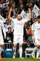 FUTBOL. SEMIFINAL CHAMPIONS LEAGUE. REAL MADRID VS BAYER MUNCHEN 23/4/14