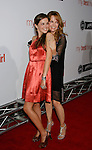 """HOLLYWOOD, CA. - September 15: Actress Lea Thompson (R) and daughter Zoe Deutch arrive at the world premiere of """"My Best Friend's Girl"""" at The Arclight Hollywood on September 15, 2008 in Hollywood, California."""