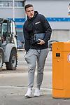 08.09.2018, Weserstadion, Bremen, GER, 1.FBL, Training SV Werder Bremen<br /> <br /> im Bild<br /> Kevin Möhwald / Moehwald (Werder Bremen #06), <br /> <br /> Foto © nordphoto / Ewert