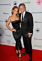 LOS ANGELES, CA. October 06, 2018: Lisa LoCicero & Nigel Lythgoe at the 2018 Carousel of Hope Ball at the Beverly Hilton Hotel.<br /> Picture: Paul Smith/Featureflash