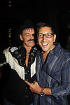 Randy Jones (Village People) and husband Will Grega celebrate their marriage (this morning September 13, 2013) with a celebration at the 13th Annual Kings & Cowboys at DL in New York City, New York. Randy is also celebrating his birthday.  (Photo by Sue Coflin/Max Photos)