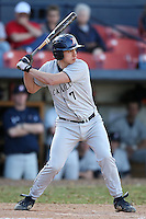 March 14, 2010:  Scott Reed of Bucknell University Bisons vs. UMBC in a game at Chain of Lakes Stadium in Winter Haven, FL.  Photo By Mike Janes/Four Seam Images