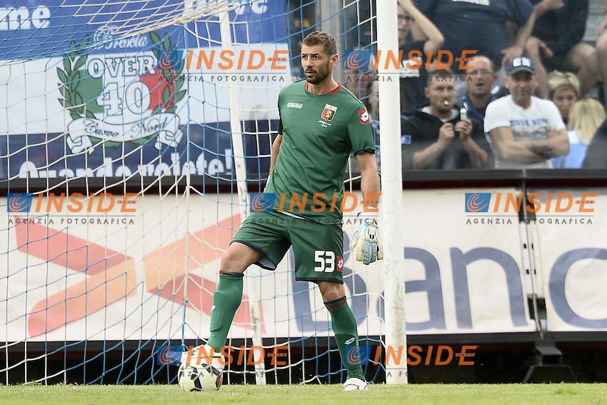 Albano Bizzarri Genoa <br /> Brescia 26-07-2014 Stadio Mario Rigamonti  <br /> Calcio 2014/2015 Brescia - Genoa <br /> Foto Daniele Buffa / Image/ Insidefoto