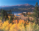 LAKE DILLON AND THE TEN MILE RANGE<br /> SUMMIT COUNTY, COLORADO