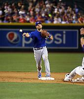Ben Zobrist - 2016 Chicago Cubs (Bill Mitchell)