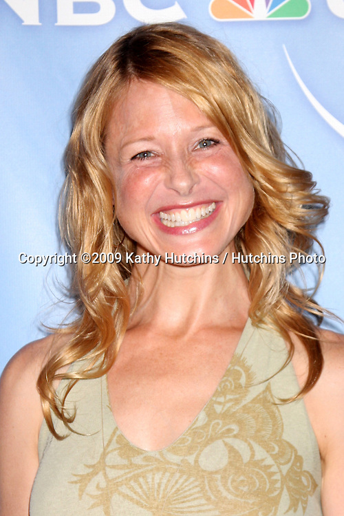 Arija Bareikis arriving at the NBC TCA Party at The Langham Huntington Hotel & Spa in Pasadena, CA  on August 5, 2009 .©2009 Kathy Hutchins / Hutchins Photo..