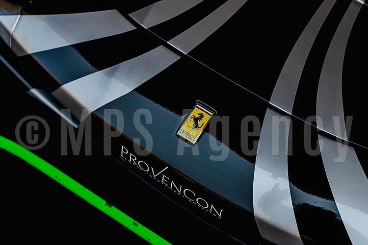 #51 AF CORSE - LMGTE - FERRARI F488 GTE EVO - CHRISTOPH ULRICH/ALEXANDER WEST/STEFFEN GÖRIG
