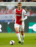 Matthiks de Ligt of Ajax during the UEFA Europa League Final match at the Friends Arena, Stockholm. Picture date: May 24th, 2017.Picture credit should read: Matt McNulty/Sportimage