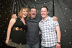 Louise Johnston and Paul Judge with John Aldridge in The Riverhouse, Marsh Road...Photo NEWSFILE/Jenny Matthews.(Photo credit should read Jenny Matthews/NEWSFILE)....This Picture has been sent you under the condtions enclosed by:.Newsfile Ltd..The Studio,.Millmount Abbey,.Drogheda,.Co Meath..Ireland..Tel: +353(0)41-9871240.Fax: +353(0)41-9871260.GSM: +353(0)86-2500958.email: pictures@newsfile.ie.www.newsfile.ie.FTP: 193.120.102.198.