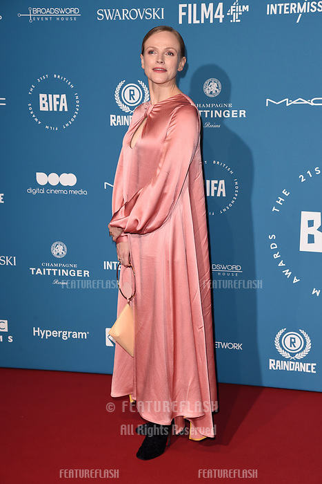 LONDON, UK. December 02, 2018: Maxine Peake at the British Independent Film Awards 2018 at Old Billingsgate, London.<br /> Picture: Steve Vas/Featureflash