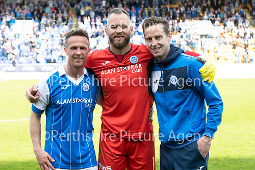 St Johnstone v Ross County 12.05.18