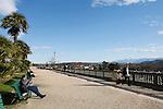 20080110 - France - Aquitaine - Pau<br /> LE BOULEVARD DES PYRENEES A PAU.<br /> Ref : PAU_021.jpg - © Philippe Noisette.
