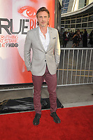 Sam Trammell at HBO's 'True Blood' Season 5 Los Angeles premiere at ArcLight Cinemas Cinerama Dome on May 30, 2012 in Hollywood, California. © mpi35/MediaPunch Inc.