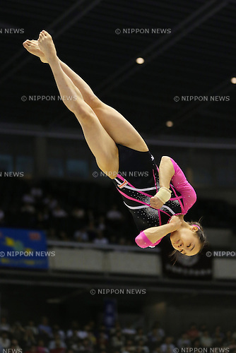 Natsumi Sasada (JPN), <br /> June 30, 2013 - Artistic Gymnastics : <br /> The 67th All Japan Artistic Gymnastics Apparatus Championship, Women's Floor Final <br /> at Tokyo Metropolitan Gymnasium, Tokyo, Japan. <br /> (Photo by Daiju Kitamura/AFLO SPORT)
