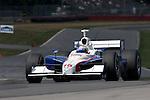 20 July 2007: Buddy Rice (USA) at the Honda 200 at Mid-Ohio, Lexington, Ohio.