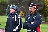 Counties Manukau Steelers pre season camp at Port Waikato, July 2nd 2010.