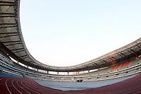 Shanghai Stadium. Olympic Venues<br /> Olimpiadi Pechino 2008. Impianto Giochi Olimpici<br /> Foto Cspa/Insidefoto
