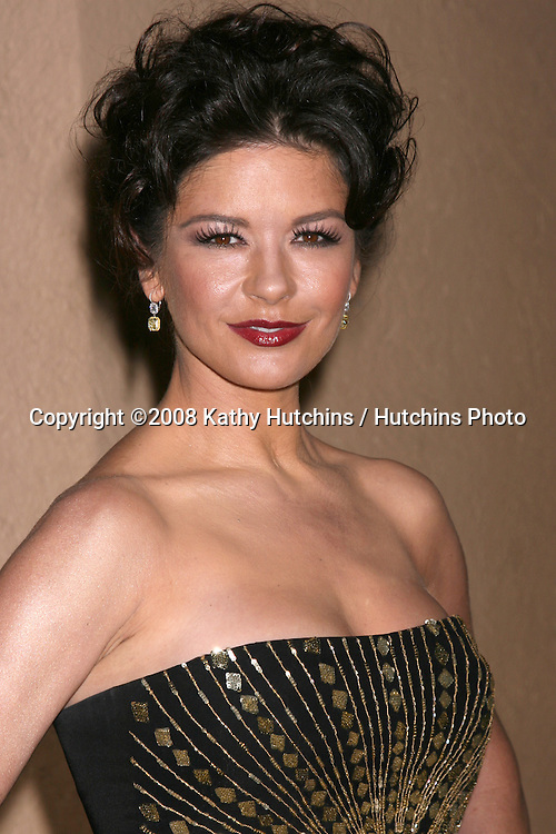 """Catherine Zeta-Jones arriving at """"A Fine Romance"""" benefiting the Motion Picture & Television Fund at Sony Studios in Culver City, CA on .November 8, 2008.©2008 Kathy Hutchins / Hutchins Photo...                . ."""