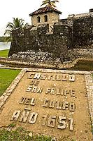 CHT-Castillo De San Felipe, Blount Cruise, Rio Dulce, Guatemala 2 12