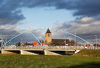 Blauwe Bogenbrug in Dalfsen