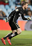 Atletico de Madrid's Jan Oblak during La Liga match. February 14,2016. (ALTERPHOTOS/Acero)