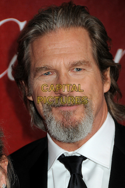 JEFF BRIDGES .Palm Springs International Film Festival Awards Gala 2010 held at the Palm Springs Convention Center, Palm Springs, California, USA, .5th January 2010..portrait headshot black tie facial hair goatee beard .CAP/ADM/BP.©Byron Purvis/AdMedia/Capital Pictures.