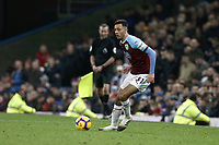 Burnley's Dwight McNeil <br /> <br /> Photographer Rich Linley/CameraSport<br /> <br /> The Premier League - Burnley v Everton - Wednesday 26th December 2018 - Turf Moor - Burnley<br /> <br /> World Copyright &copy; 2018 CameraSport. All rights reserved. 43 Linden Ave. Countesthorpe. Leicester. England. LE8 5PG - Tel: +44 (0) 116 277 4147 - admin@camerasport.com - www.camerasport.com