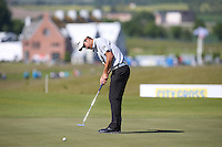 Sihwan Kim (USA) during Round Two of the 2015 Nordea Masters at the PGA Sweden National, Bara, Malmo, Sweden. 05/06/2015. Picture David Lloyd | www.golffile.ie