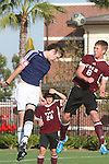 El Segundo, CA 02/04/10 - unidentified El Segundo player and \t6\ in action during the El Segundo - Torrance league game, El Segundo defeated Torrance with a late minute goal in the second overtime period.