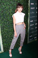 LOS ANGELES - FEB 20:  Daya at the CFDA Variety and WWD Runway to Red Carpet at Chateau Marmont Hotel on February 20, 2018 in West Hollywood, CA