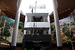 San Francisco Museum of Modern Art, SFMOMA, Mario Botha designed.   Photo copyright Lee Foster.  Photo # casanf103976