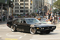 NEW YORK, NY - JULY 8: Fast & Furious 'Rogue Unit' filming on July 8, 2016 in New York City. Credit: DC/Media Punch