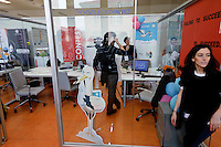 Roma, 4 Aprile 2013.Inaugurato  un nuovo spazio alla stazione Termini , la  Luiss Enlabs, la fabbrica delle start up delle imprese operanti nel campo dell'innovazione, della ricerca, della tecnologia, come anche della moda, dell'informatica e dell'info-mobilità, il progetto è sostento dall'Università Luiss.