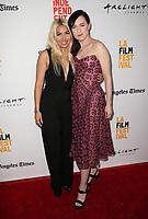 "15 June 2017 - Culver City, California - Hayley Kiyoko, Lena Hall. 2017 Los Angeles Film Festival - Premiere Of ""Becks"" held at ArcLight Culver City. Photo Credit: F. Sadou/AdMedia"