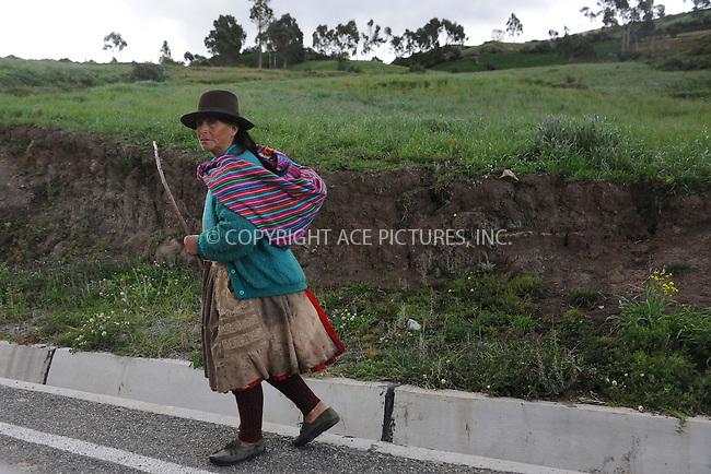 WWW.ACEPIXS.COM . . . . . .January 12, 2013...Peru....Peru 3s, road to Ayacucho on January 12, 2013 in Peru ....Please byline: KRISTIN CALLAHAN - ACEPIXS.COM.. . . . . . ..Ace Pictures, Inc: ..tel: (212) 243 8787 or 212 489 0521..e-mail: kristincallahan@aol.com...web: http://www.acepixs.com .