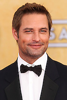 LOS ANGELES, CA - JANUARY 18: Josh Holloway at the 20th Annual Screen Actors Guild Awards held at The Shrine Auditorium on January 18, 2014 in Los Angeles, California. (Photo by Xavier Collin/Celebrity Monitor)