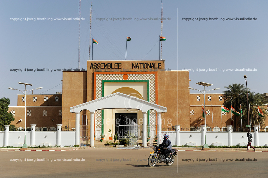 NIGER Niamey , National Assembly