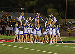 Mountain View vs Los Altos High Schools at Foothill College, November 6, 2015