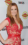 HOLLYWOOD, CA - AUGUST 23: Isla Fisher arrives at the Los Angeles premiere of 'Bachelorette' at the Arclight Hollywood on August 23, 2012 in Hollywood, California. /NortePhoto.com.... **CREDITO*OBLIGATORIO** *No*Venta*A*Terceros*..*No*Sale*So*third* ***No*Se*Permite*Hacer Archivo***No*Sale*So*third*