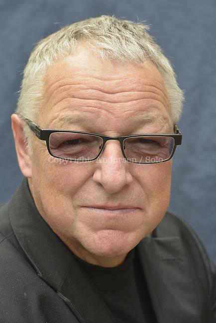 Roy Jacobsen, Norwegian writer in 2014.