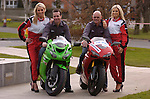 8th March, 2007. RTE announces comprehensive coverage of this season's Moto GP World Championship sponsored by Bridgestone. Pictured at the above from Left to right: ..Photo: BARRY CRONIN/Newsfile..(Photo credit should read BARRY CRONIN/NEWSFILE).