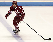 Steven Iacobellis (UMass - 16) - The Boston University Terriers defeated the University of Massachusetts Minutemen 3-1 on Friday, February 3, 2017, at Agganis Arena in Boston, Massachusetts.The Boston University Terriers defeated the visiting University of Massachusetts Amherst Minutemen 3-1 on Friday, February 3, 2017, at Agganis Arena in Boston, MA.